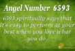 6593 angel number