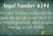 6594 angel number