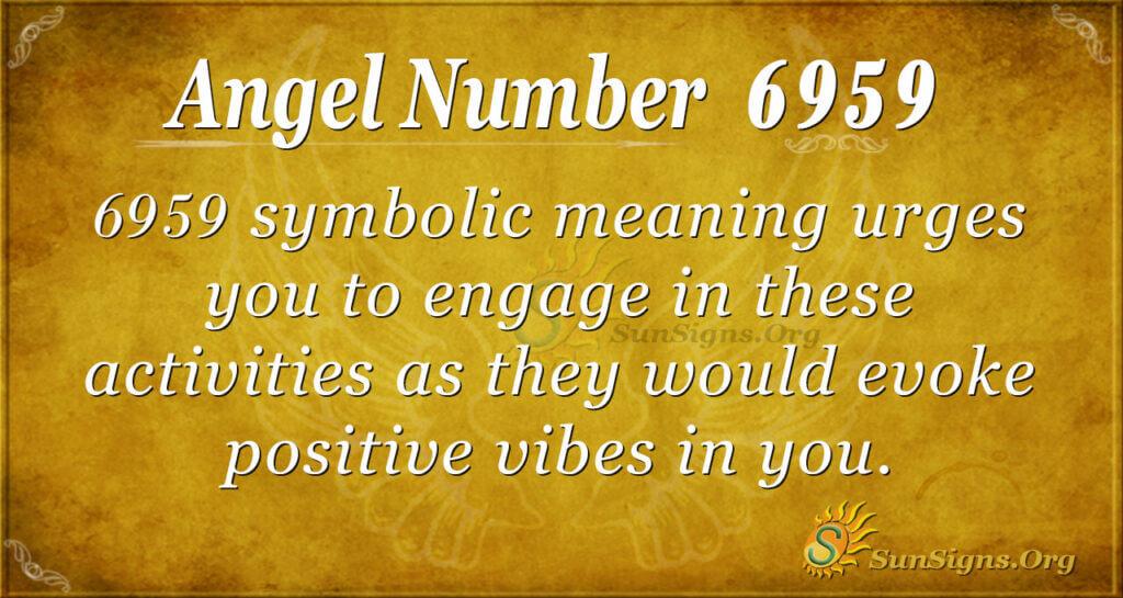 6959 angel number
