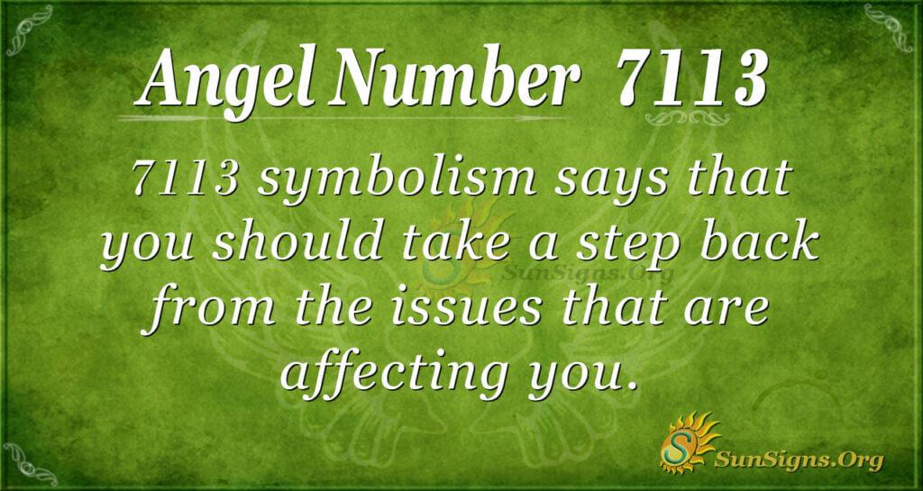 7113 angel number