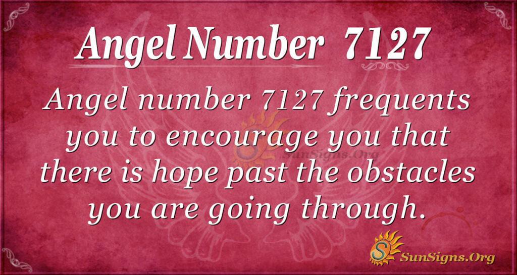 7127 angel number