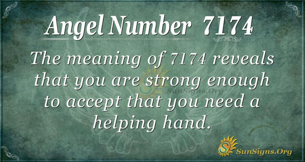 7174 angel number