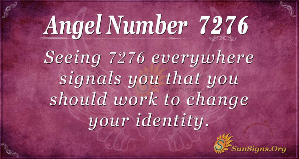 7276 angel number