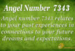 7343 angel number