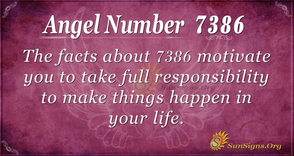 7386 angel number