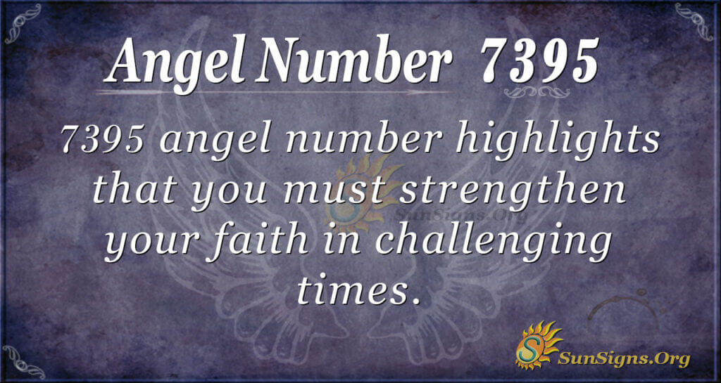 7395 angel number