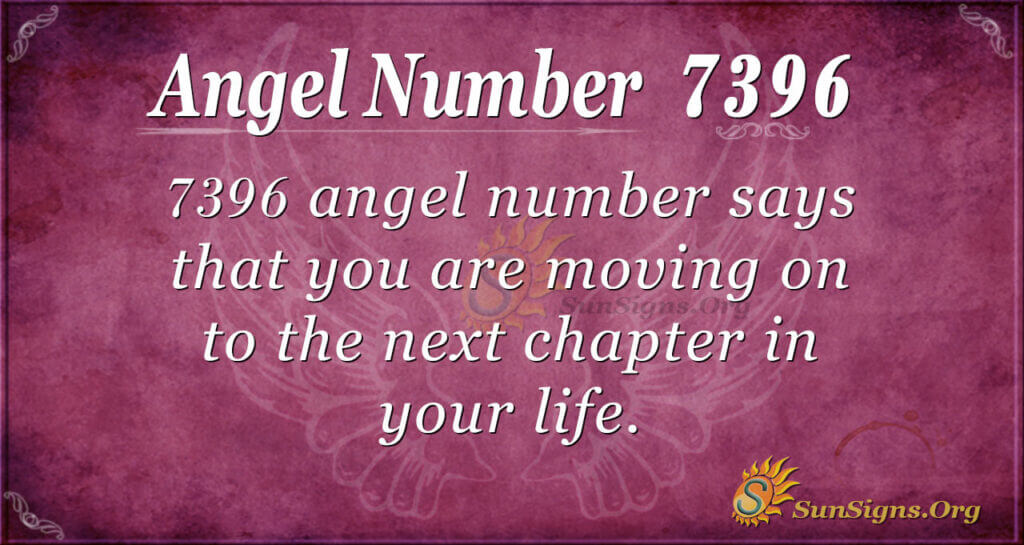 7396 angel number