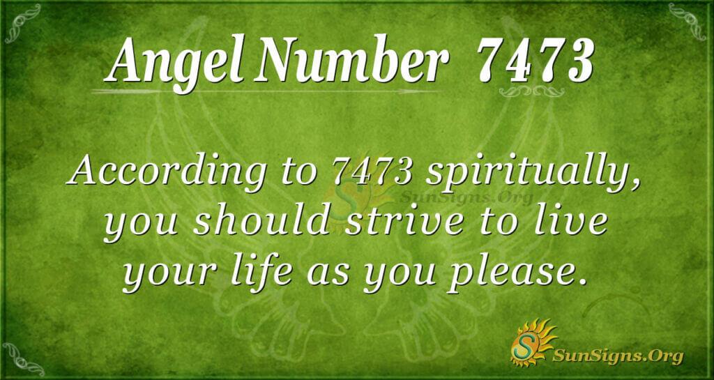 7473 angel number
