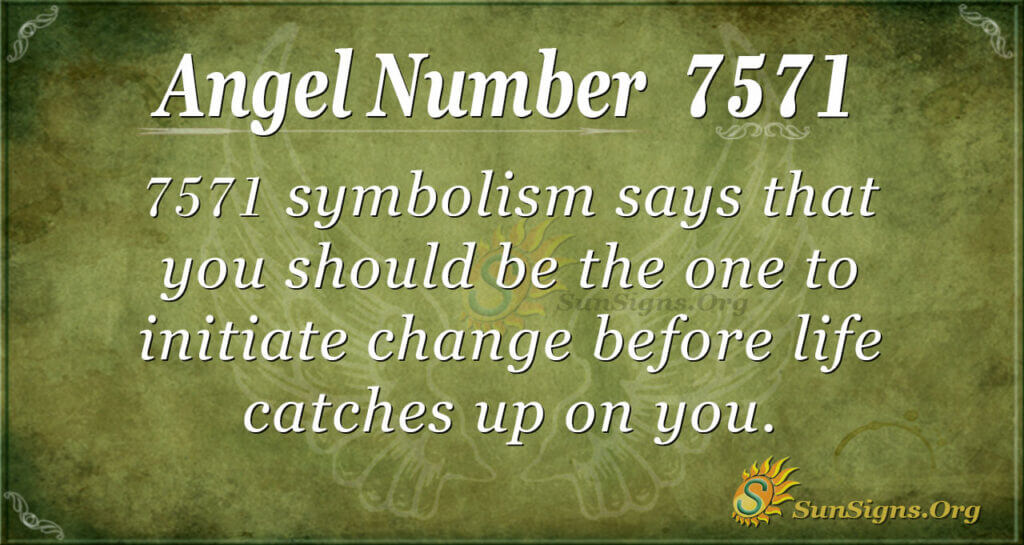 7571 angel number
