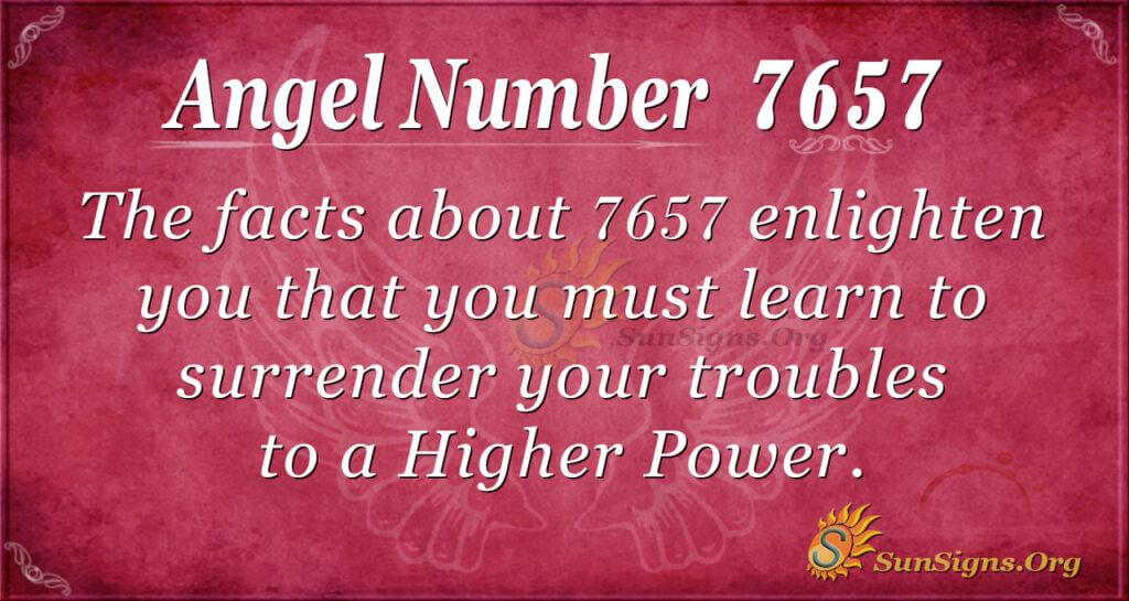 7657 angel number