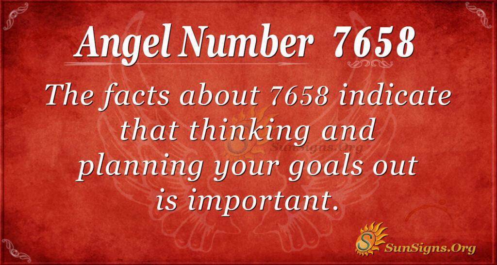 7658 angel number