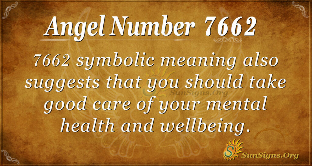 7662 angel number