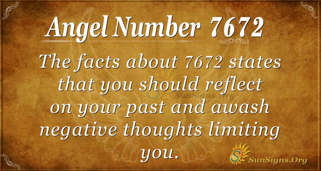 7672 angel number