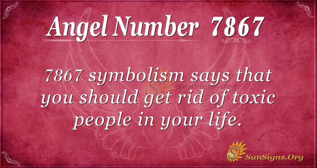 7867 angel number