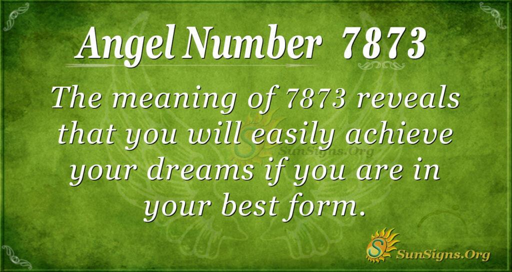 7873 angel number