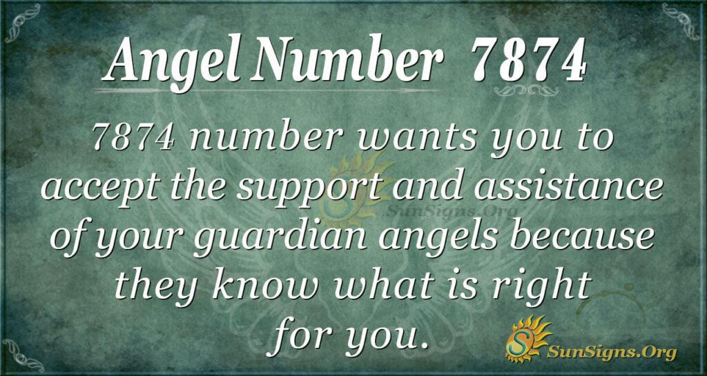 7874 angel number