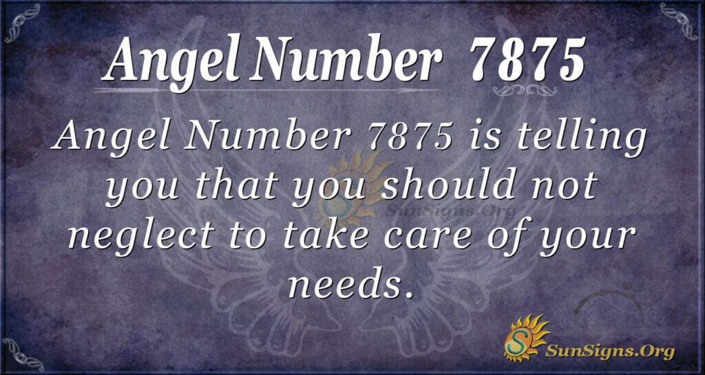 7875 angel number