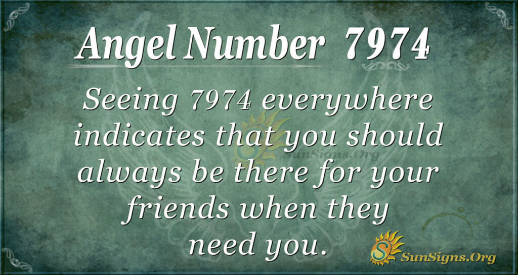 7974 angel number