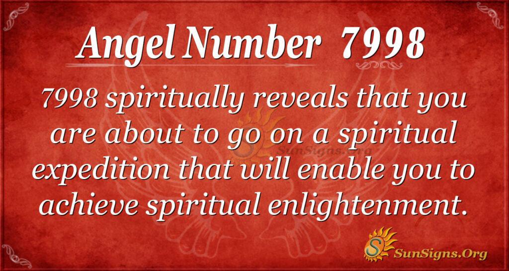 7998 angel number