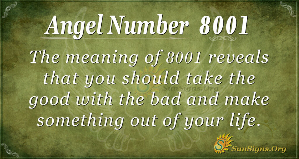 8001 angel number