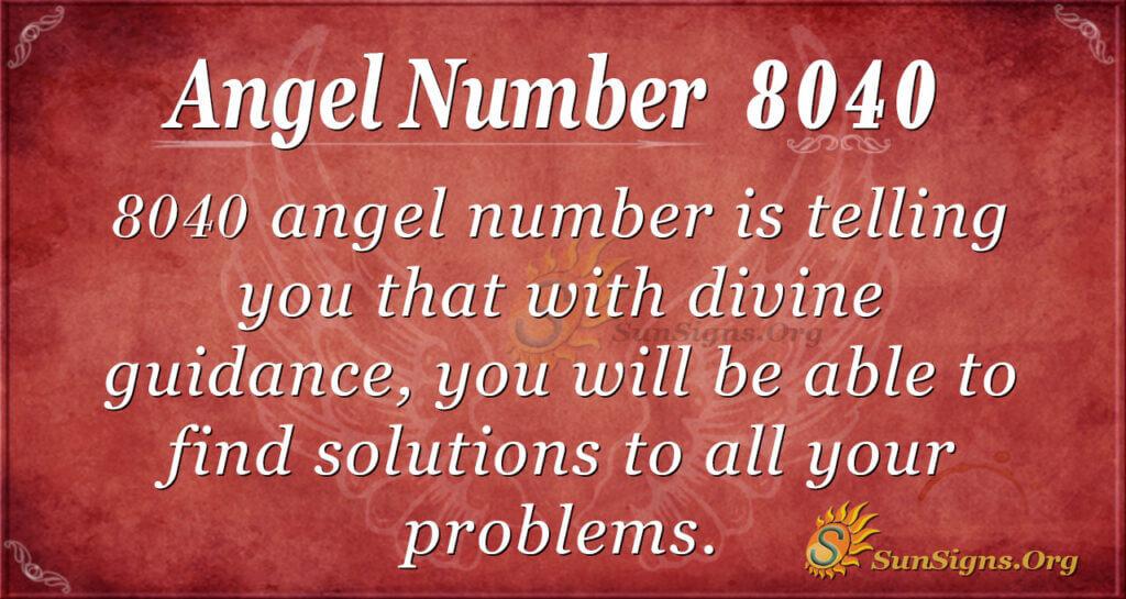 8040 angel number