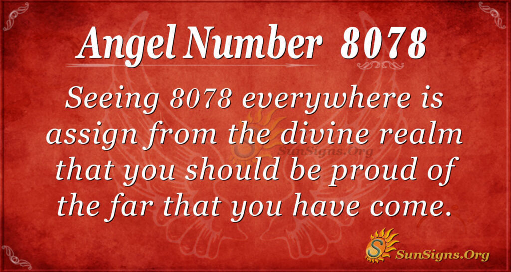 8078 angel number