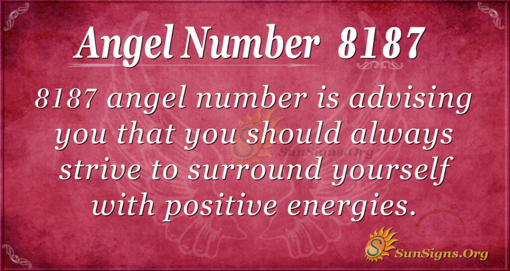 8187 angel number