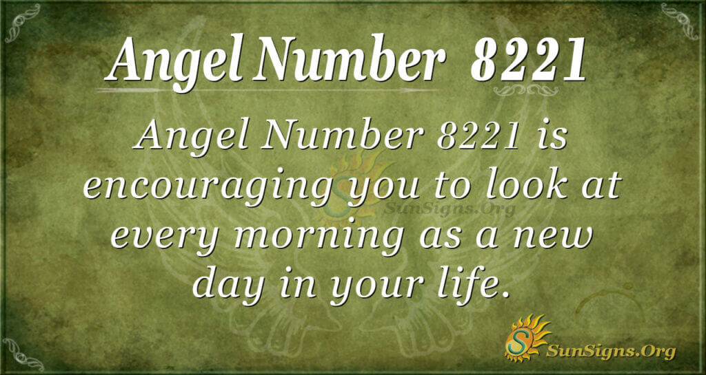 8221 angel number