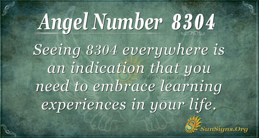 8304 angel number