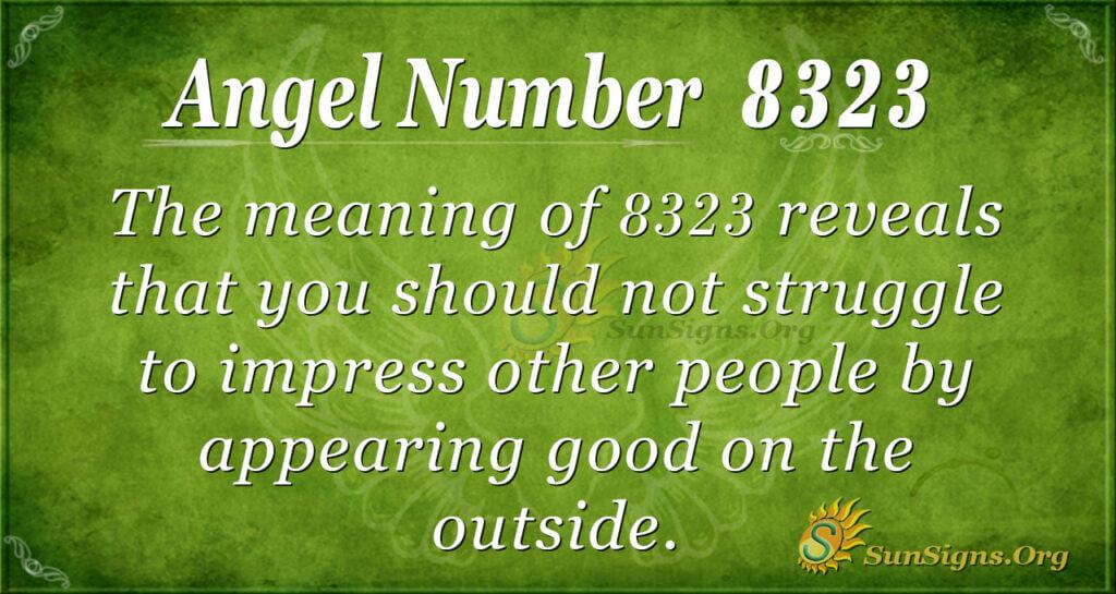 8323 angel number
