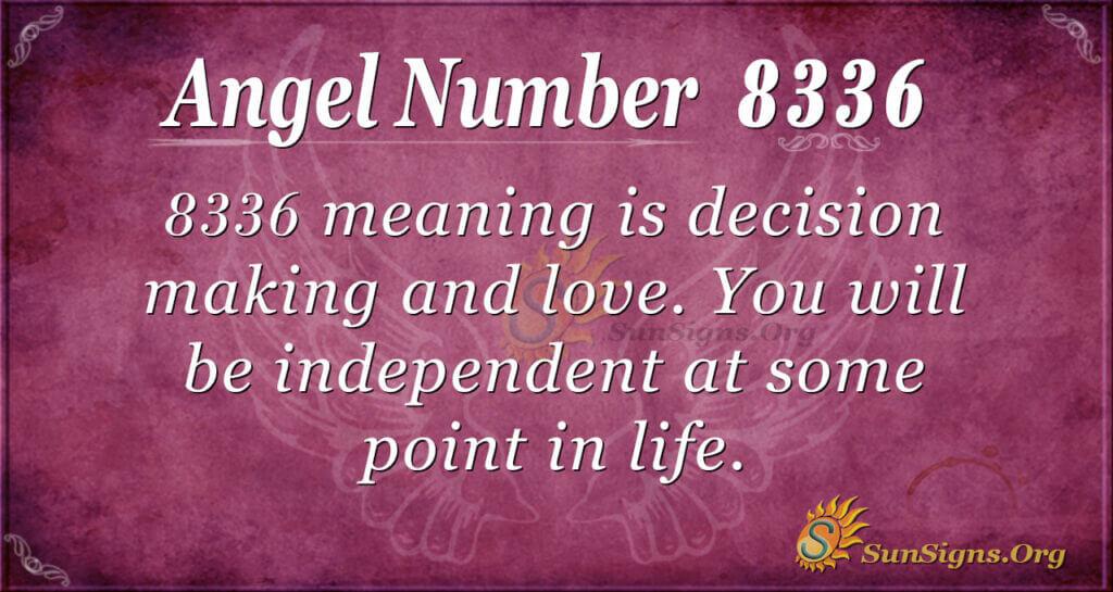 8336 angel number