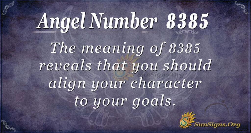 8385 angel number