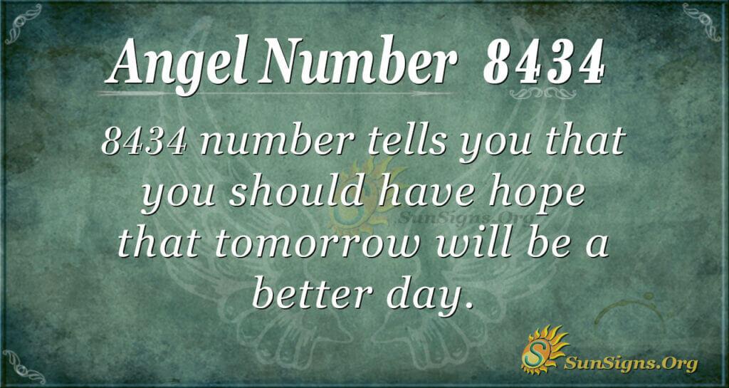 8434 angel number