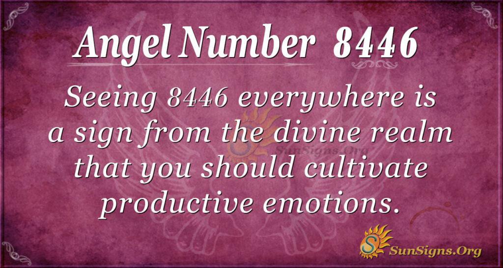 8446 angel number