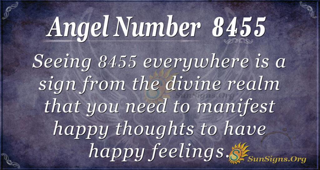 8455 angel number