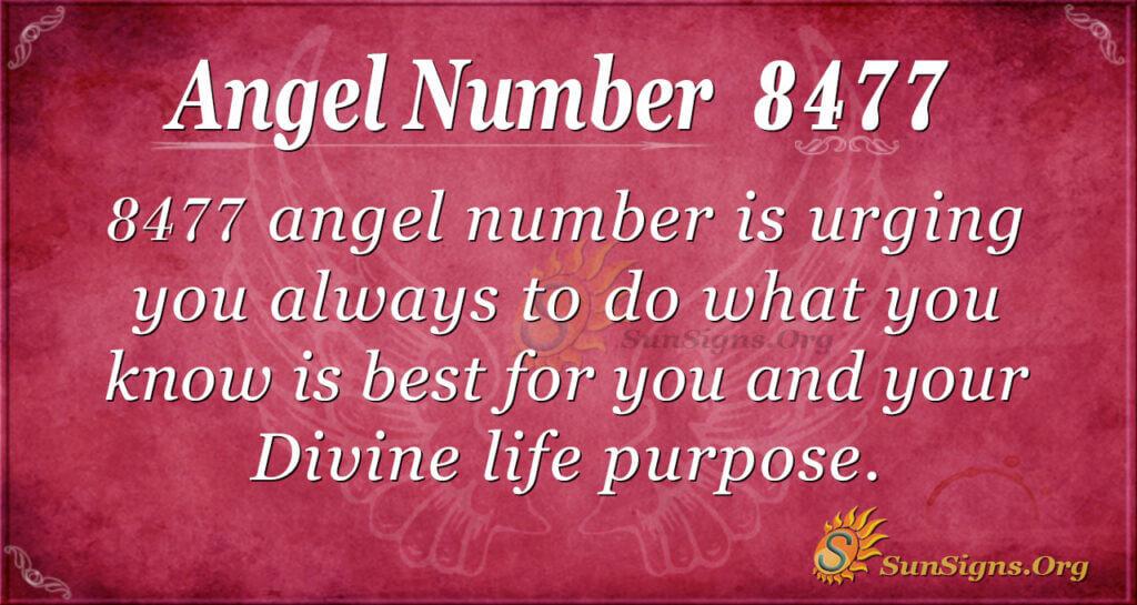 8477 angel number