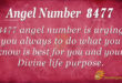 8477 angel number