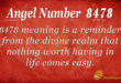 8478 angel number