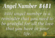 8481 angel number