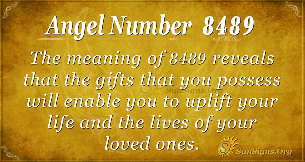 8489 angel number