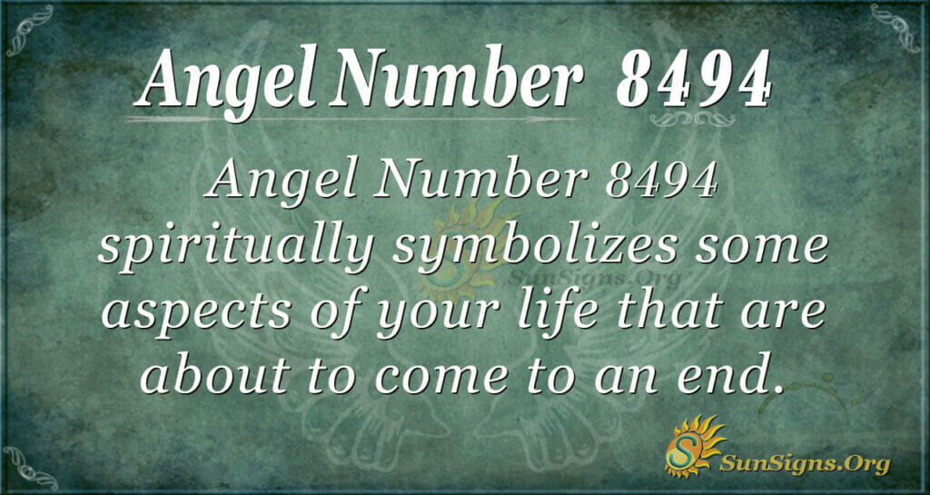 8494 angel number