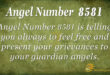 8581 angel number
