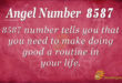 8587 angel number