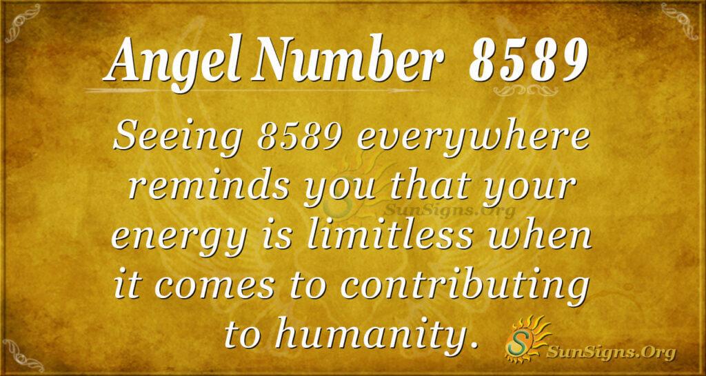 8589 angel number