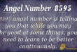 8595 angel number