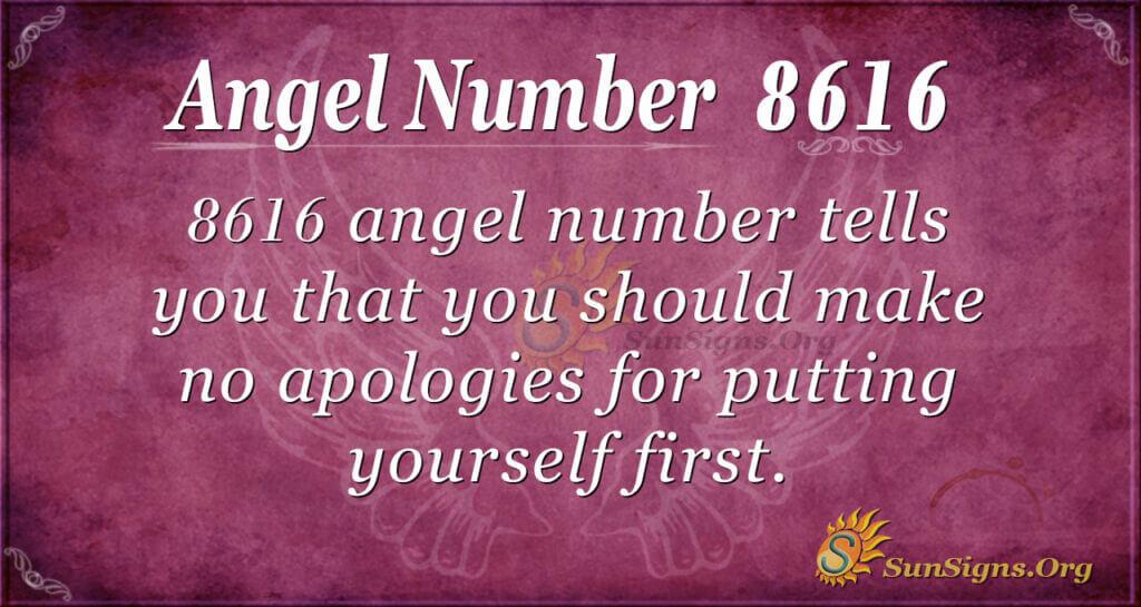 8616 angel number
