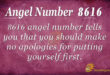 8616 angel number