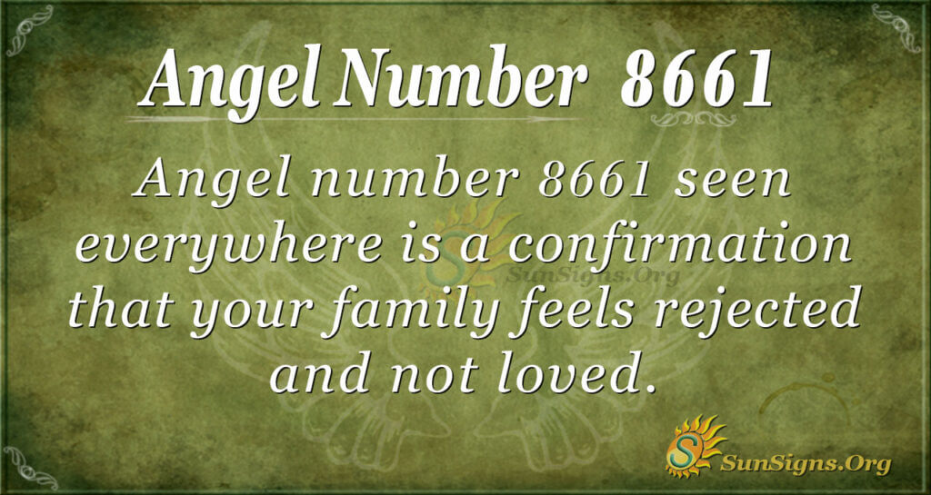 8661 angel number