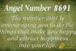 8691 angel number