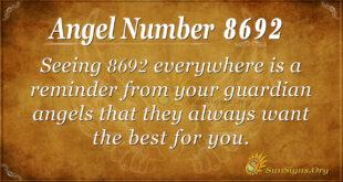 8692 angel number